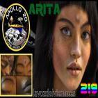 ARITA la extraterrestre encontrada en la luna con Rosalia Sanz Negatividadzero