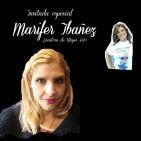 Marifer Ibañez nos platica su experiencia y trayectoria como locutora de deportes