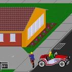 Juegos vintage: Paper Boy y Crazy Taxi