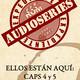 Expediente Audioseries - Ellos están Aquí Capitulos 4 y 5