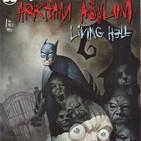 32 - Arkham Asylum: Living Hell