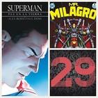 Episodio 29 - Superman y Mr Milagro