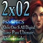 Legión Gamer España 2x02 - Xbox Inside, Game Pass Ultimate, PS5 SPECS