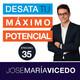 10 ACCIONES FUNDAMENTALES PARA TRANSFORMAR EN POSITIVO TU VIDA / José María Vicedo | Ep.35