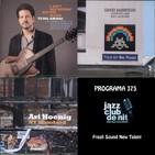 Programa 375 FSNT: Yuval Amihai, David Ambrosio i Ari Hoenig