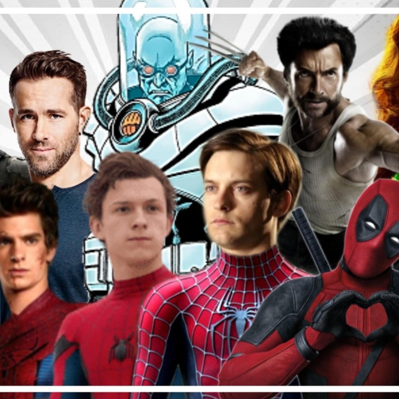 [RUMORES] - SpiderVerse en Spider-man 3, Hugh Jackman Lobezno en el MCU, Escenas de sexo en ESDLA...