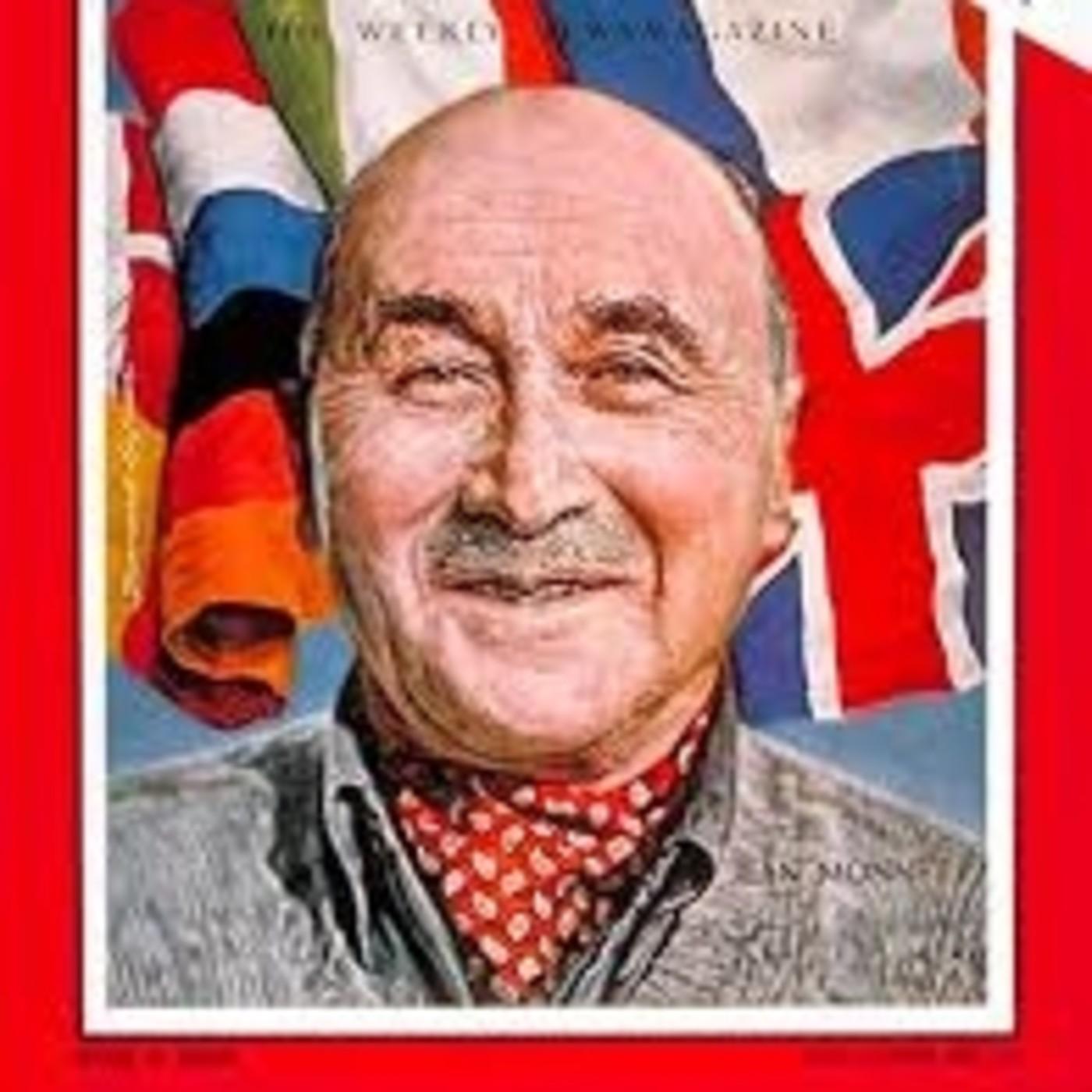 Papa Monnet - biografia rápida de Jean Monnet