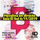 P.578 - Havalina en directo (Sala El Sol 6/11/2019)