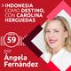 59: Indonesia como destino   Con Carolina Herguedas