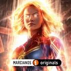 MARCIANOS 102: Capitana Marvel. Contra krees, haters y cuñaos