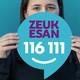 Zeuk Esan, el teléfono de atención a la infancia y la adolescencia