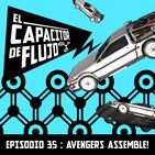 Episodio 35 - Avengers Assemble!