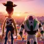 Episodio 58 - Toy Story 4: Los niños no sólo crecen, también sus juguetes.