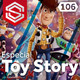 Select y Start 106: Toy Story