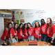 14-05-19 Entrevista al entrenador y jugadoras del equipo femenino junior de baloncesto Rivas Parque del Sureste