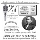 Benito Juárez y su liderazgo (1)