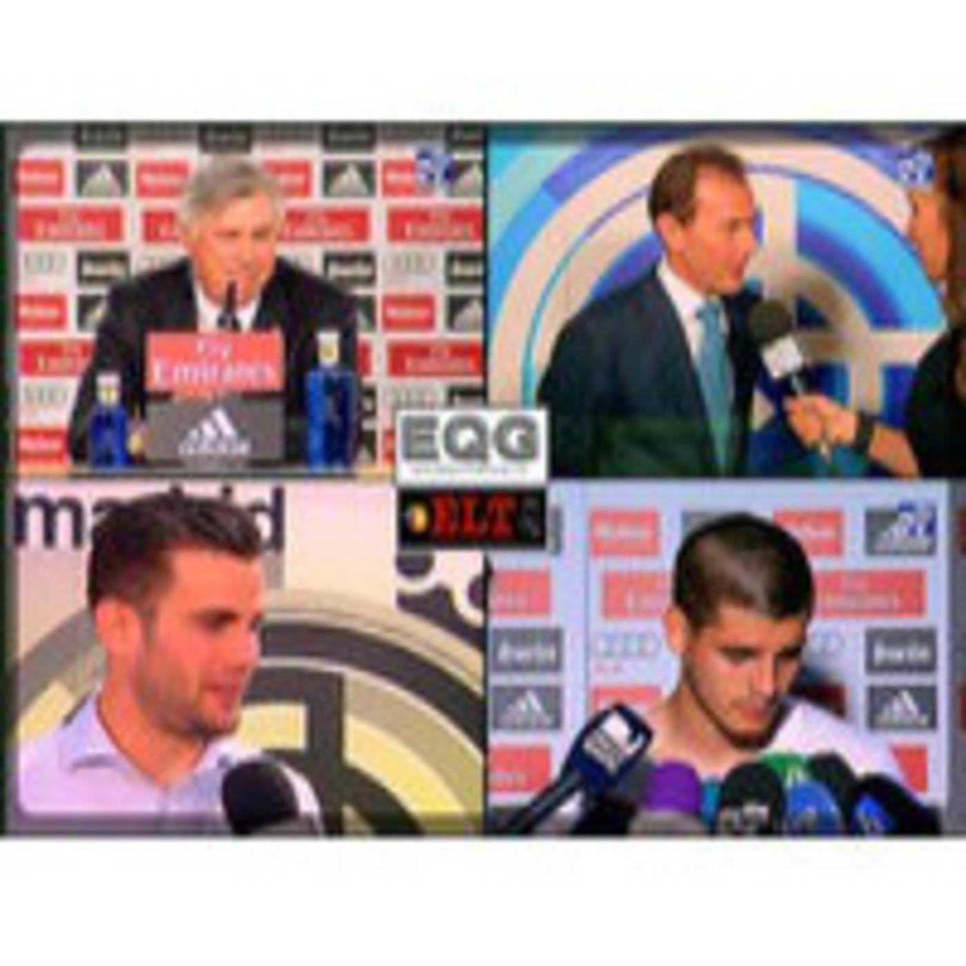 ELT- Declaraciones Post - Partido Liga BBVA: Real Madrid 4-0 Almería