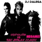 Dj Dalega - Alphaville Vs The Human League Megamix