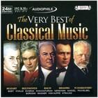 La mayoría de las obras maestras de música clásica icónicas que todos conocen en un solo audio