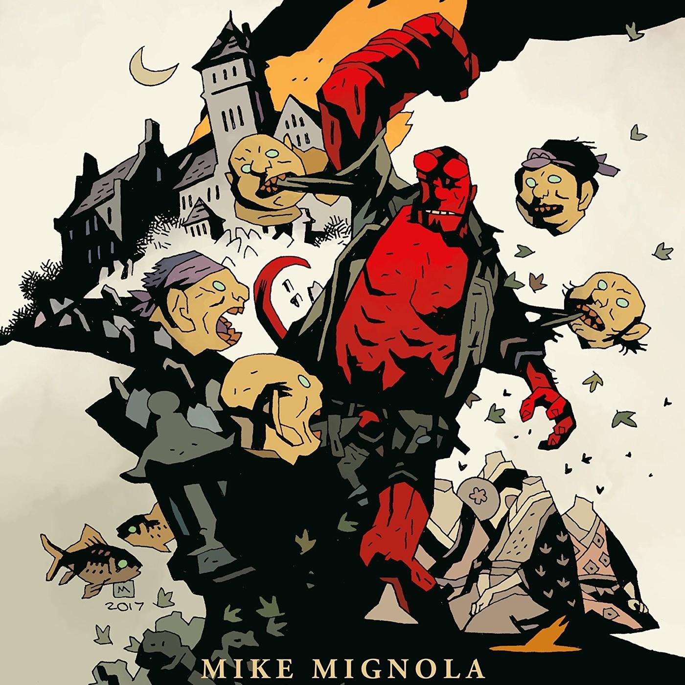 La Casa de EL 144 - Mike Mignola
