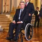 Lenín Moreno, primer presidente del Ecuador con discapacidad física..