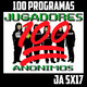 [JA 5×17] 100 Programas