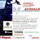 Audials Dance Music Con Victor Velasco Set N86 Radio Podcast Dance Audials Asturias Radio