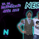 Nerdalia Ep.08 - Nerdoticiero Abril