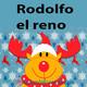 La historia de Rodolfo el reno