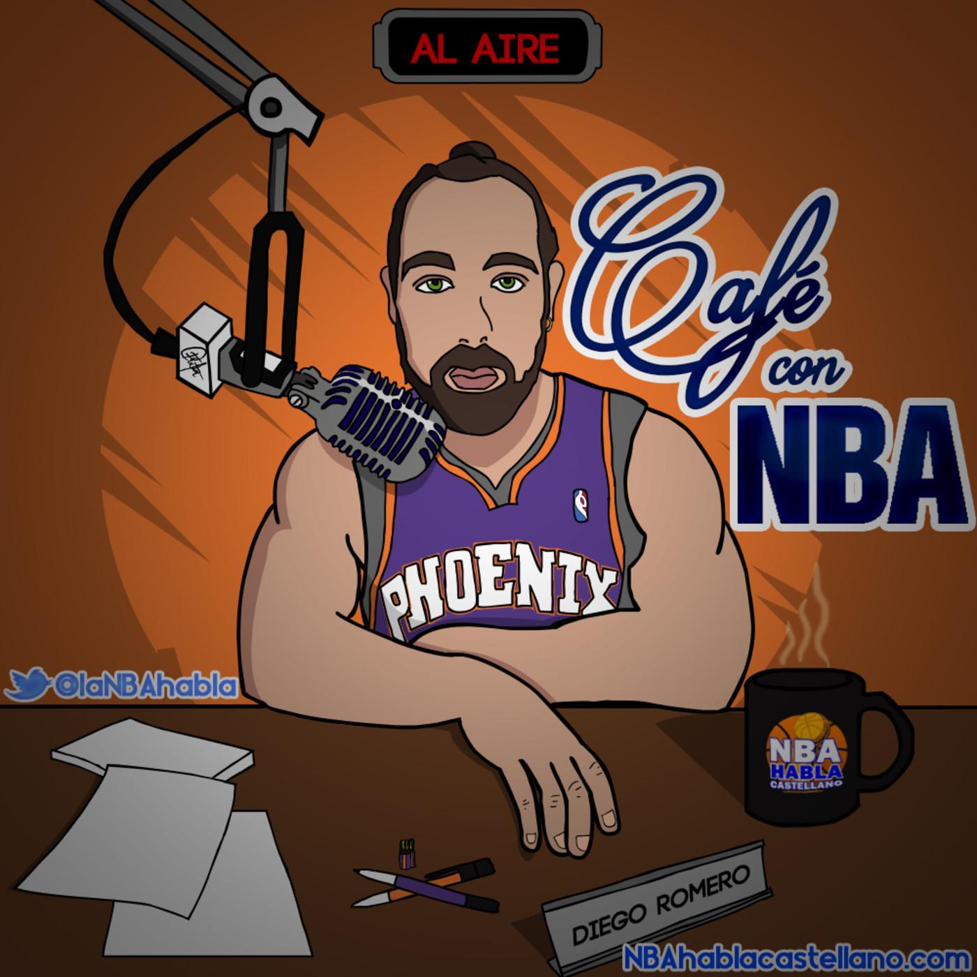 Café con NBA - Día 40