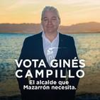 Entrevista a Ginés Campillo, candidato a la Alcaldía de Mazarrón