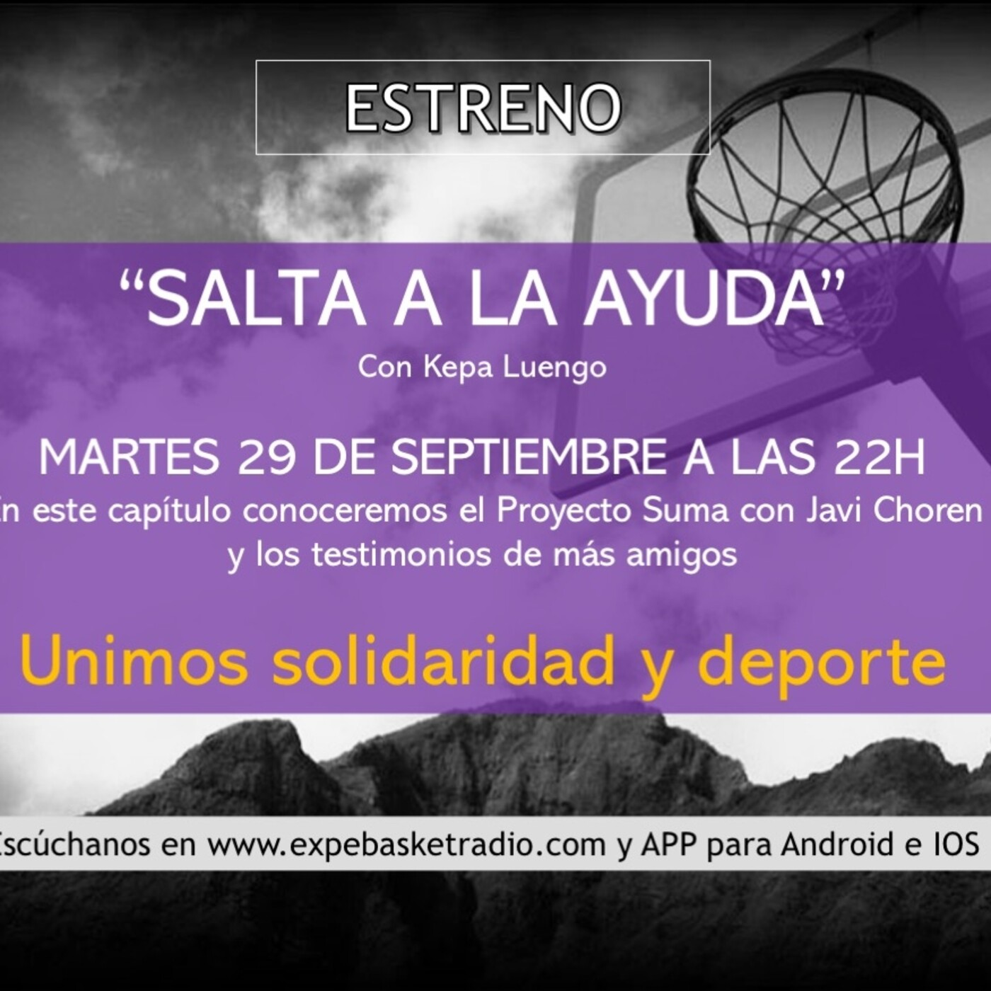 SALTA A LA AYUDA Cap.1 con @ChorenJavi , las familias y el