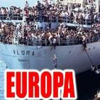 Debemos parar la inmigración masiva y recuperar nuestra soberanía