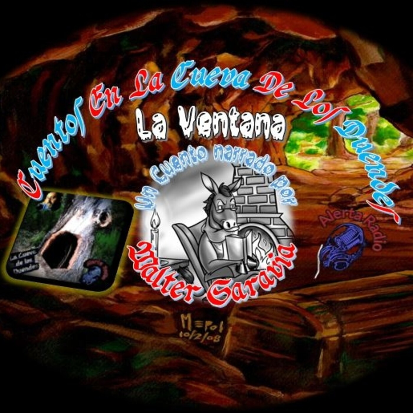Cuentos en la Cueva 10.2 La Ventana (Tes Nehuén) & Carol of the Bells - Libera