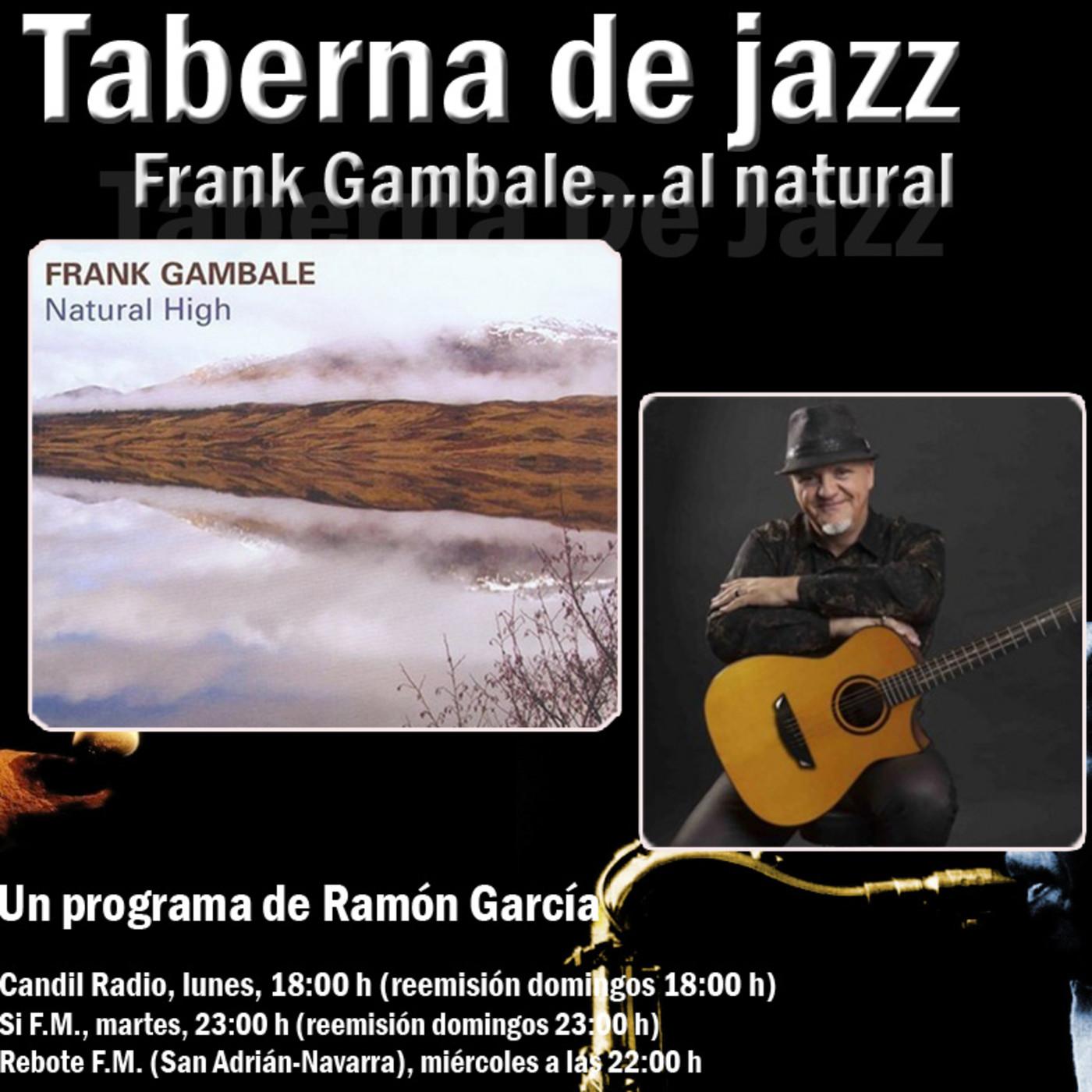 Taberna de JAZZ - 5x33 - Frank Gambale al natural