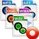 formatos de audio en internet