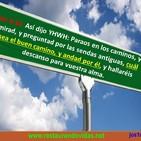 Jeremias 6 16 Andad por el Buen camino