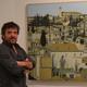 Entrevista al pintor Eduardo Roca con motivo de su exposición 'Días de invierno'