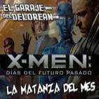 El Garaje del DeLorean 02x01: Especial X-Men: Dias del Futuro Pasado