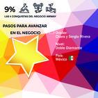 PASOS PARA AVANZAR EN EL NEGOCIO - Sergio y Charo Rivera
