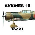 A10#27 Fokker D.XXI El Caza Holandés Errante