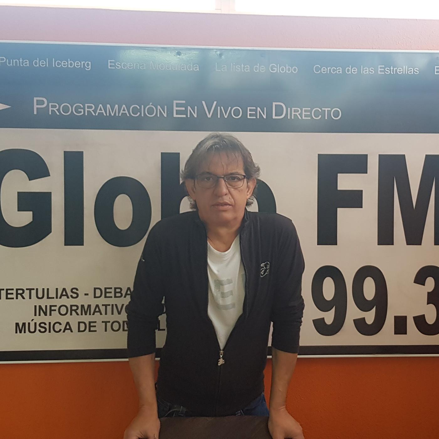 LAS MAÑANAS DE GLOBO. Viernes 22 mayo 2020. Con Miguel Ángel Parejo.