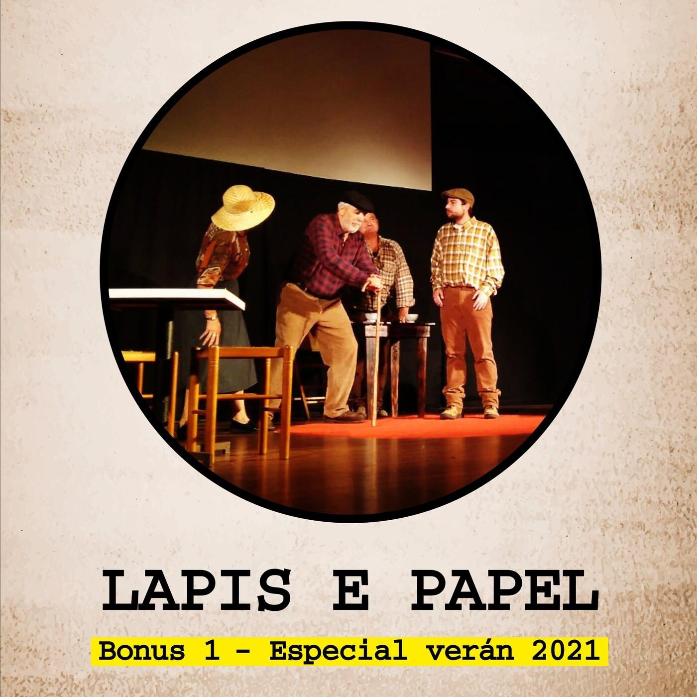 Lapis e papel – Bonus 1 – Especial verán 2021