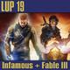 LUP 19 - Infamous y Fable III