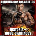Tortulia con los Abuelos #2 – Historia + Juego: Spartacus