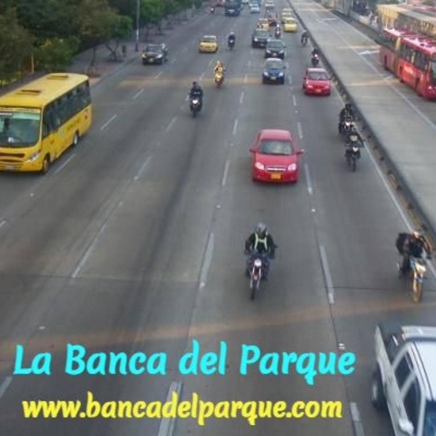 09.04.2021 - La Banca del Parque - Guillermo Camacho Cabrera - La Moto en Colombia