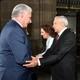 Presidente mexicano recibe a Díaz-Canel en el Palacio Nacional