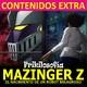 2x05. MAZINGER Z. Cap.01 - 2/2 CONTENIDOS EXTRA. El nacimiento de un robot milagroso. Entrevista 2/2 Alfredo Garrido