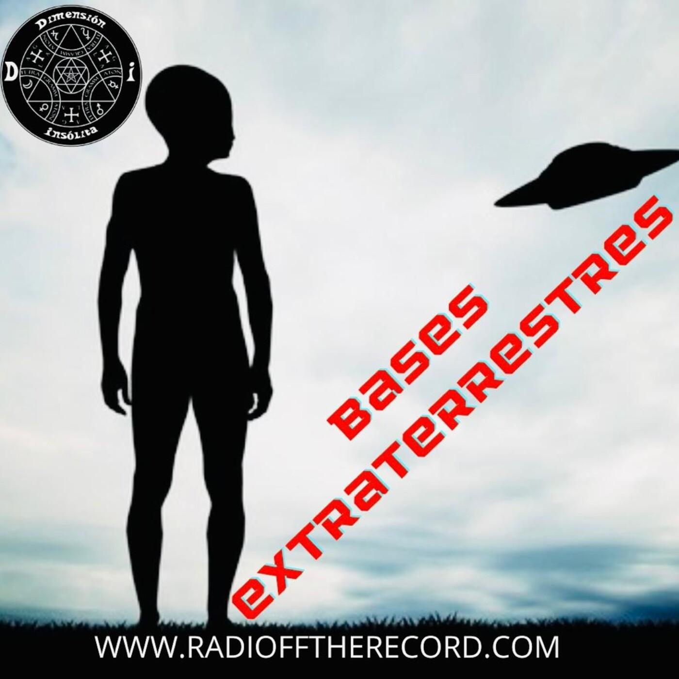 Nuevo programa Dimensión insólita: Bases Extraterrestres