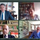La gran pandemia ¿está la libertad amenazada? Adela Cortina, Carlos Rodríguez Braun y Pedro Schwartz